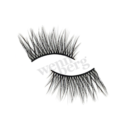 Wennberg Magnetic Lashes - Fluffy 1.8